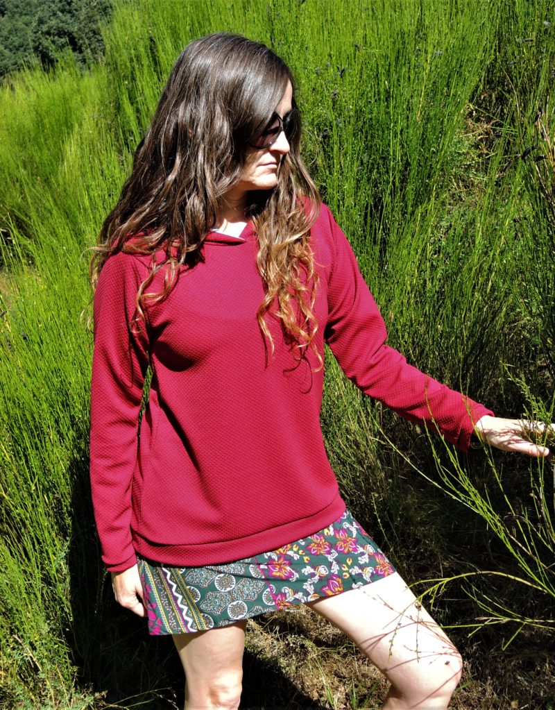 sudadera eco fashion